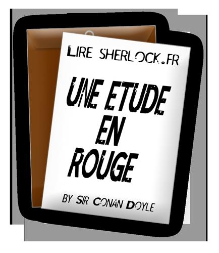 Une étude en rouge - liresherlock.fr