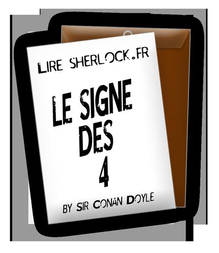 Le signe des quatre -1890 - PDF
